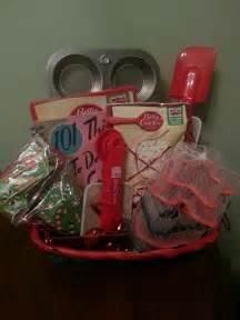 17 best ideas about baking gift baskets on pinterest