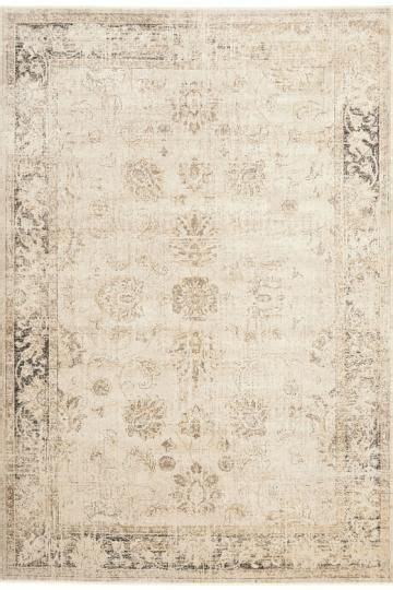 amelia area rug traditional neutral colors and indigo on