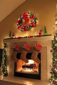 Christmas Fireplace Decorating Ideas Christmas 2015 Decorations Ideas Pinterest Pictures