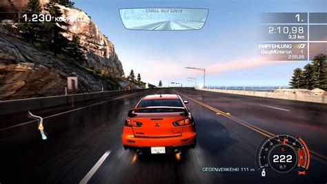 Schnellstes Auto Nfs Ps4 by Need For Speed Hot Pursuit Test F 252 R Xbox 360 Und