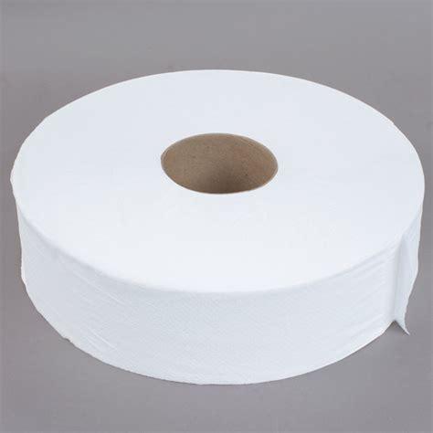 toilet paper diameter merfin 1 ply jumbo 4000 toilet paper roll with 12