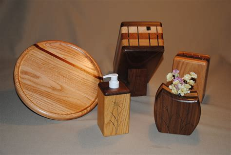 Handcrafted Wood Items - a gift of wood home page