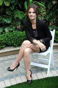 Wedding Arches Los Angeles Stana Katic Celebrity Legs Zeman Celebrity Legs