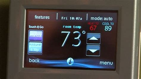 carrier infinity touch thermostat infinity 174 touch introduction