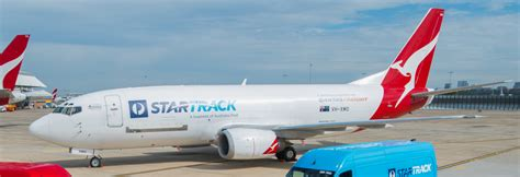 qantas freight to dedicate six aircraft to australia post track aviationwa