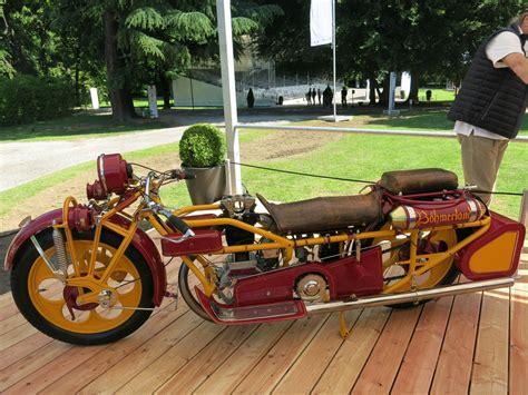 Gebraucht Motorrad Oldtimer by Extrem Seltene Oldtimer Motorr 228 Der Concorso D Eleganza