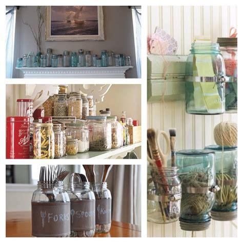 mason jar home decor ideas mason jar decorating ideas trusper
