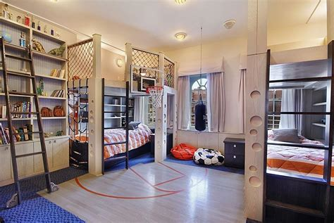 sports bedrooms best kids bedrooms best kids rooms ever sports kids room
