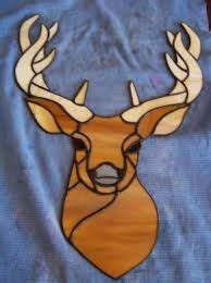 stained glass deer moose buck  images