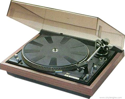 Dual 621 Manual 2 Speed Automatic Direct Drive Turntable