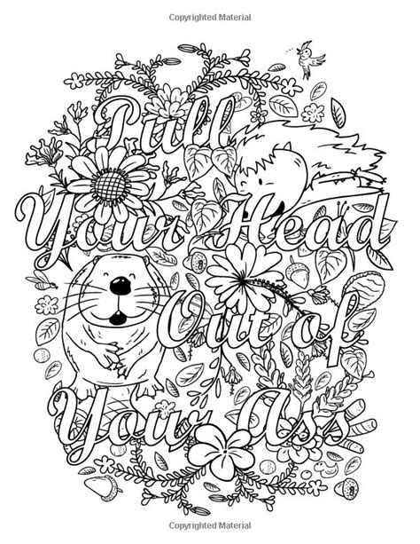 memos to shitty a delightful vulgar coloring book books 10 best images about words coloring pages for adults on