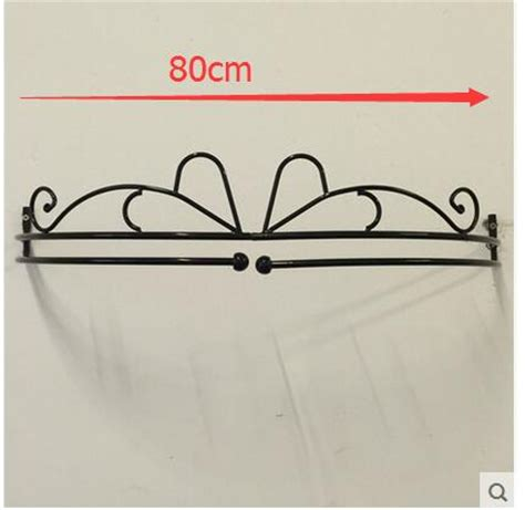 Wrought Iron Single Bed Frame Free Shipping Diamter 80cm Single Wrought Iron Bed Frame Mantle Mosquito Net Frame Curtain