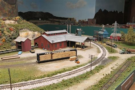 model trains and model railroads gateway nmra st litchfield train group s ho scale illinois model railroad