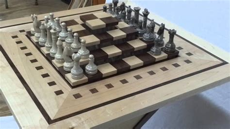chess board tableslightly  youtube