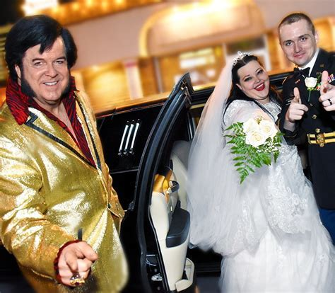 Best Elvis Wedding Chapel in Las Vegas   Little Vegas Chapel