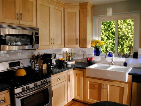 Kitchen Cabinet Refacing Pictures Options Tips Ideas Kitchen Cabinet Refinish