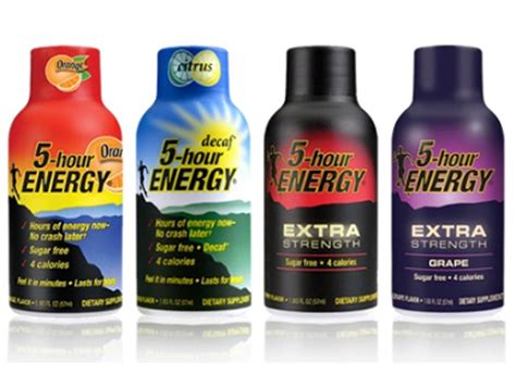 5 hour energy drink reviews 5 hour energy lawsuits for deceptive advertising filed