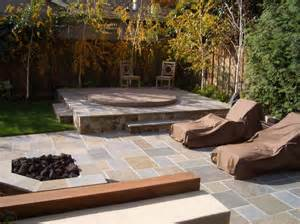aesthetic landscape traditional design with grass tub