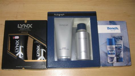 bench deodorant autograph lynx bench deodorant wash sets can collect or