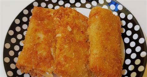 resep risol isi ayam enak  sederhana cookpad