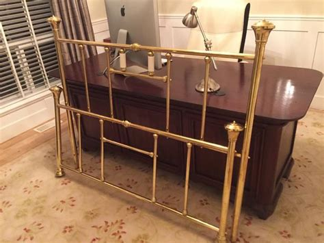 brass headboard and footboard brass headboard and footboard for double bed maple bay
