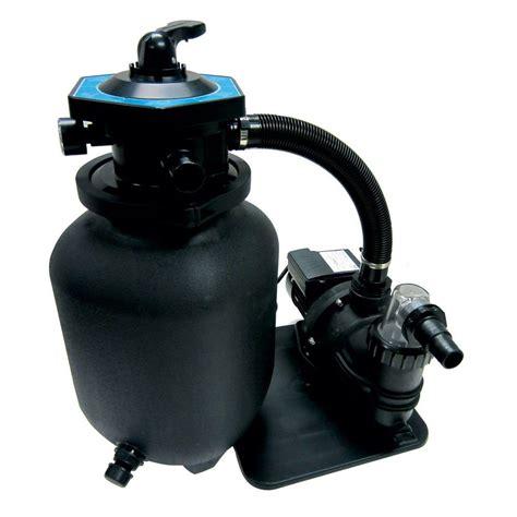 smartpool 12 in sand filter system scf12 the home depot