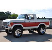 1978 Ford Bronco XLT Custom  SOLD