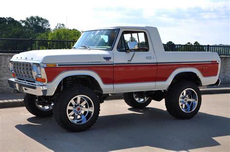 ford bronco 1978 ford bronco xlt custom