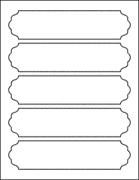 template tags sheet pdf label templates ol1759 7 5 quot x 1 75 quot labels