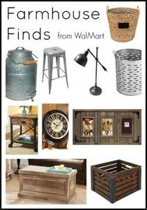 Home Decor At Walmart by Farmhouse Finds From Walmart Farmhouse And Walmart