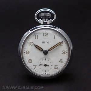 Watches Images Made Smiths Pocket Near Mint Condition