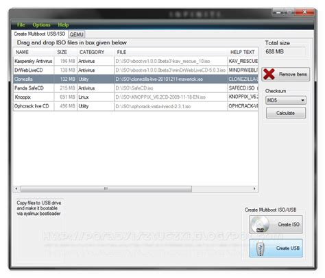 Lop Cd Dvd 100gsm porady komputerowe xboot budowa rozruchowych dysk 243 w ratunkowych cd dvd i usb