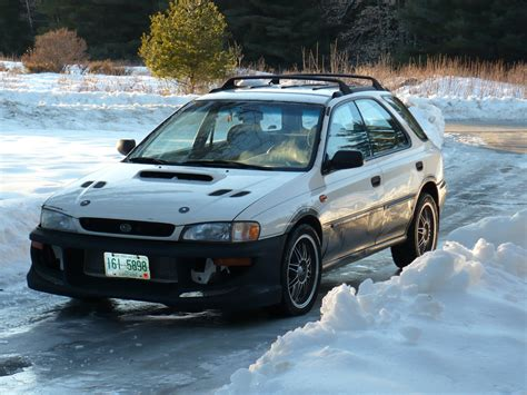 Garage Und Carport 3326 by 1997 Subaru Impreza Outback Sport Subaru