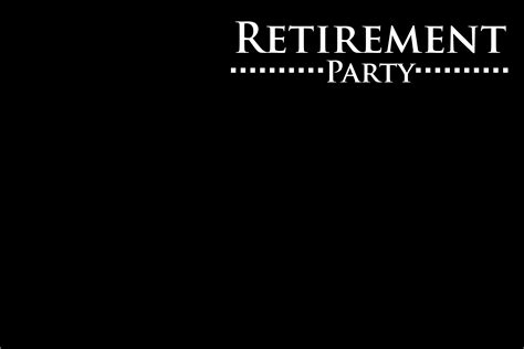 backdrop design for retirement retirement party background bing images