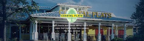 Coastal Flats Gift Cards - home gar