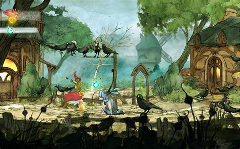 Child Of Light Ps3 by Ubisoft Child Of Light