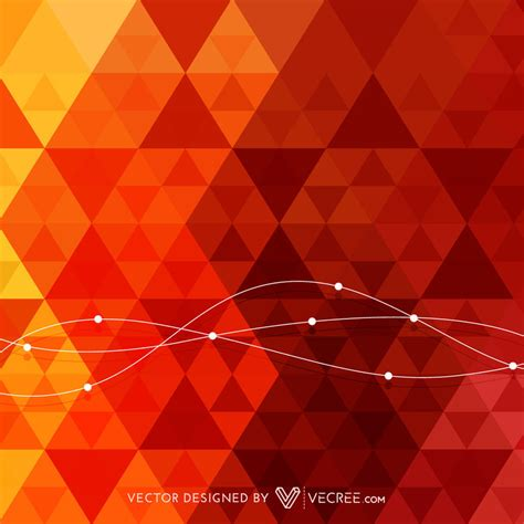 triangle pattern deviantart triangle background free vector by vecree on deviantart