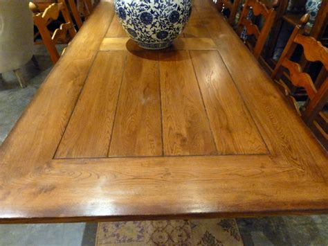 plank dining room table a plank dining table top of the walnut