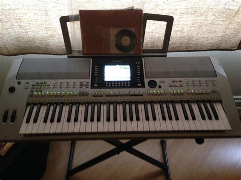 Keyboard Yamaha Psr S910 yamaha psr s910 image 730469 audiofanzine
