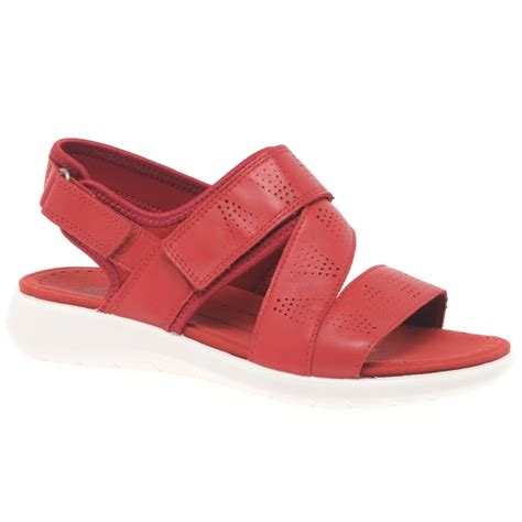 Sandal Sport Casuall ecco soft 5 sandal womens casual sandals from charles clinkard uk