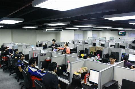 Floor Call by Call Center Facilities Magellan Solutions Philippines