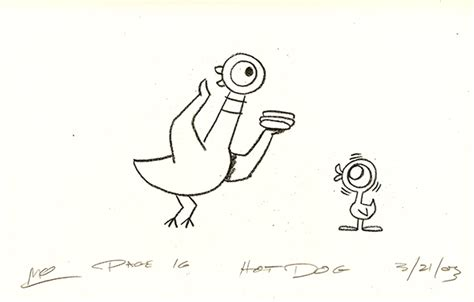 mo willems pigeon coloring page sketch coloring page