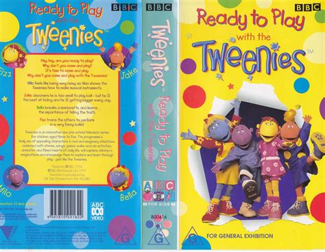 Find To Play With Tweenies Ready To Play Vhs Pal A Find Ebay