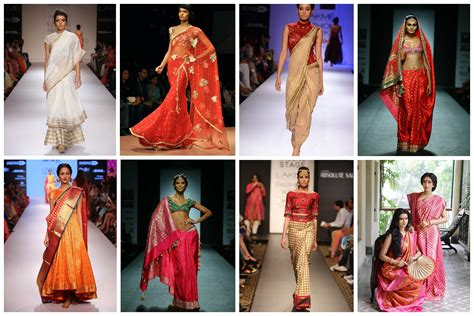 drape a sari 25 sweet interesting ways to drape a sari to perfection