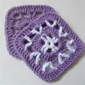 easy 5 quot crochet afghan square