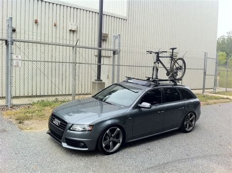 Bike Rack For Audi A4 by Audi A4 Avant Bicycle Rack Bicycle Bike Review