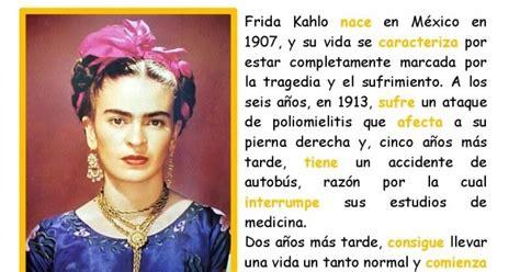 imágenes de la vida de frida kahlo e spanish for free biograf 237 a de frida kahlo