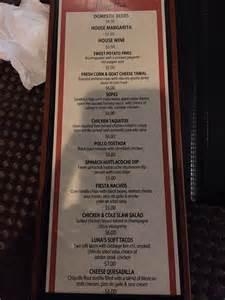 modern mexican kitchen menu happy hr menu yelp
