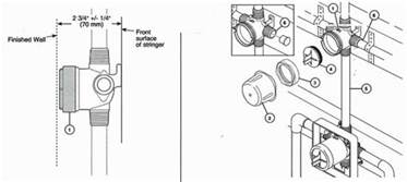 Delta Shower Faucet Delta Diverter R11000 Pex Terry Love Plumbing