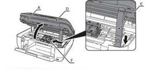 Printer Canon Mx328 error in printer canon pixma mx328 printer error 5100